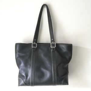 Coach Large Black Tote